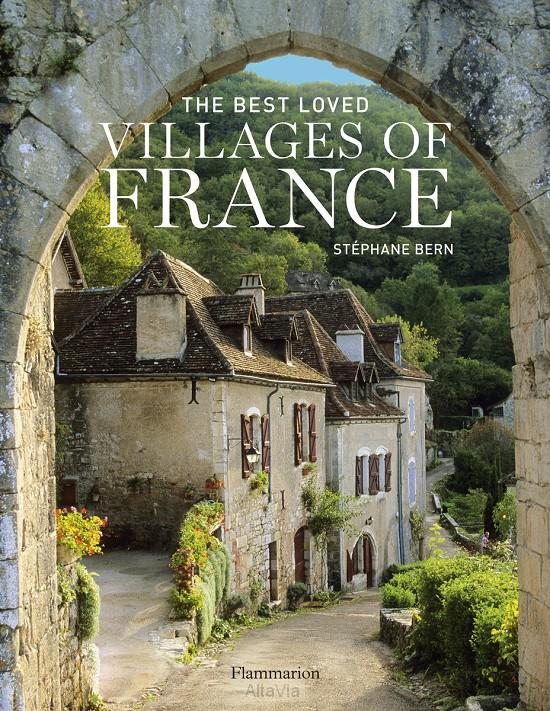 villages of france Flammarion 2014
