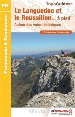 Languedoc / Roussillon à pied 50PR