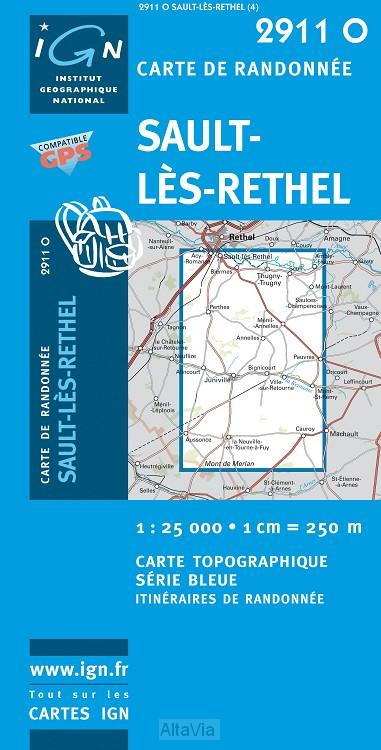 Sault-L?s-Rethel gps