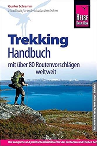 trekking handbuch  + 80 routes 2012