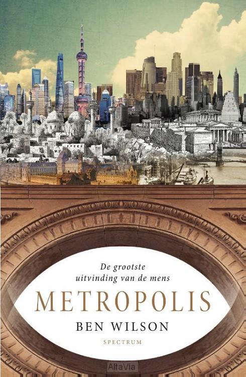 metropolis / het ontstaan van steden