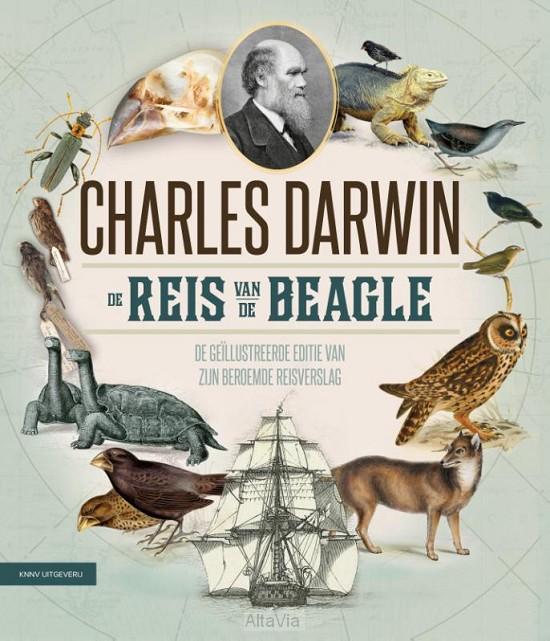 reis van de beagle Darwin /geillustreerd