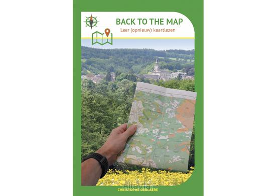 back to  the map / leer kaartlezen