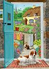 Through the Cottage Door (500 stukjes)