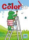 Kikker colorio trap kleurboek
