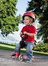 Mini Micro step 3in1 rood