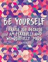 Square magnet be yourself