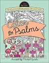 Color your Psalms adult coloring book