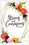 Prayer Study Journal Strong & Courageous