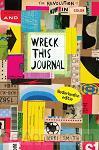 Wreck this journal, nu in kleur!