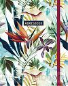 Adresboek (groot) Tropical