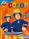 Brandweerman sam color kleurblok / sam l