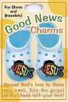 Armbandsymbool set Jesus vis