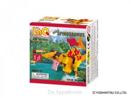LaQ Dinosaur World Mini Spinosaurus