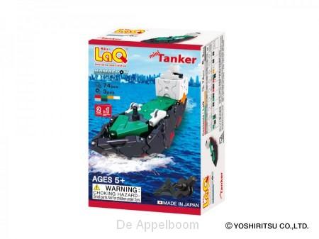 LaQ Hamacron Constructor Mini Tanker