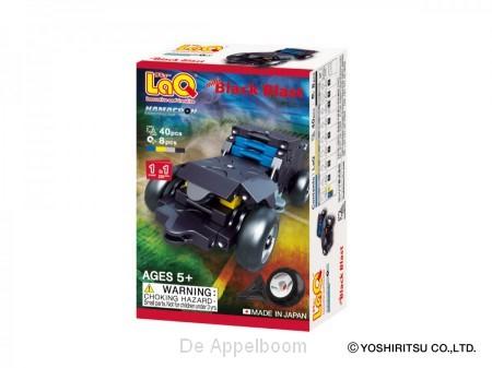 LaQ Hamacron Constructor Mini Black Blas