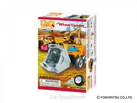 LaQ Hamacron Constructor Mini Wheel Load