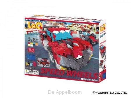 LaQ Speed Wheels Hamacron Constructor