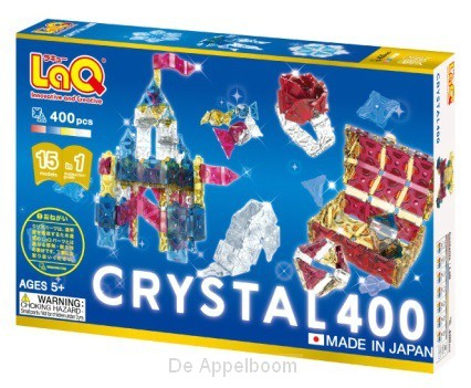 LaQ Free Style Crystal 400