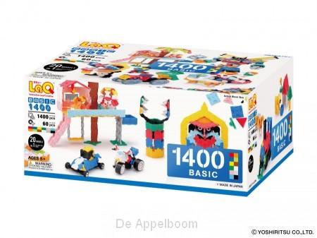 LaQ Basic 1400