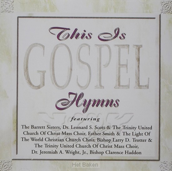 This is gospel: hymns