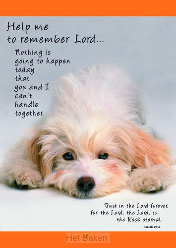 HELP ME TO REMEMBER LORD