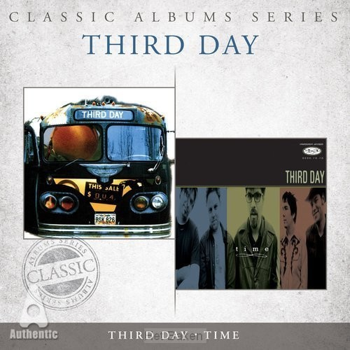 THIRD DAY/TIME (2-CD)