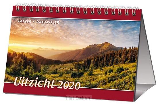 Kalender 2020 sv uitzicht