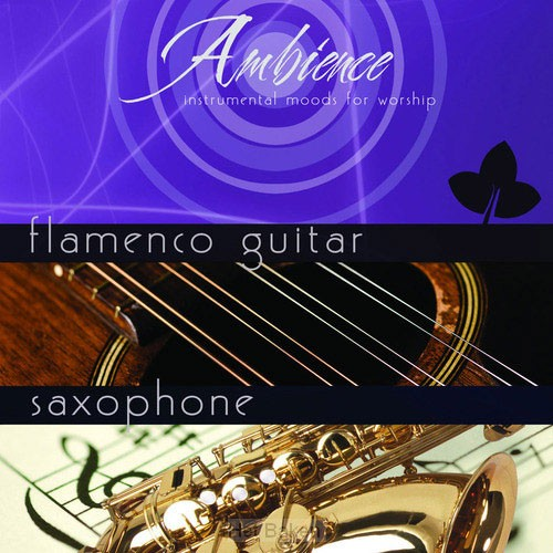 AMBIENCE-2CD- FLAMENCO GUITAR/SAXOPHONE