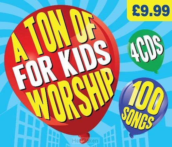 Ton of worship for kids