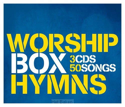 All for Jesus cd box set-live worsh