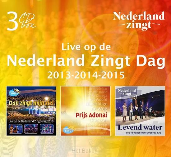 Nederland Zingt live 2013-2014-2015