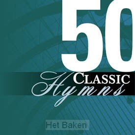 50 CLASSIC HYMNS - 3CD