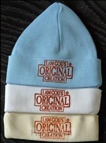 Original baby hat white