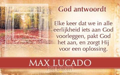 UITDEELKAART GODS ANTWOORD