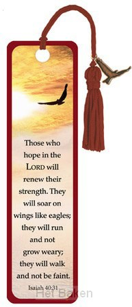 THOSE WHO HOPE - TASSEL & CHARM