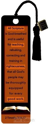 ALL SCRIPTURE - TASSEL & CHARM (PPO/6)