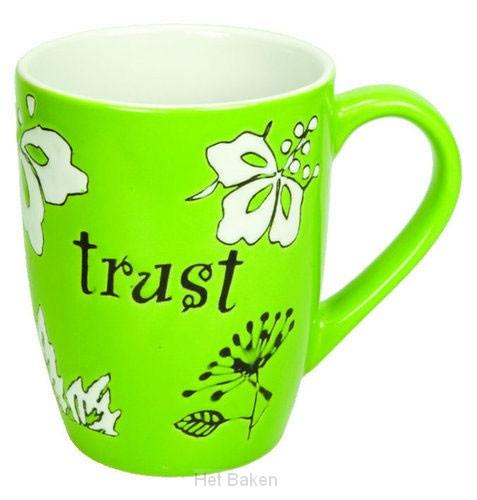 TRUST - GREEN