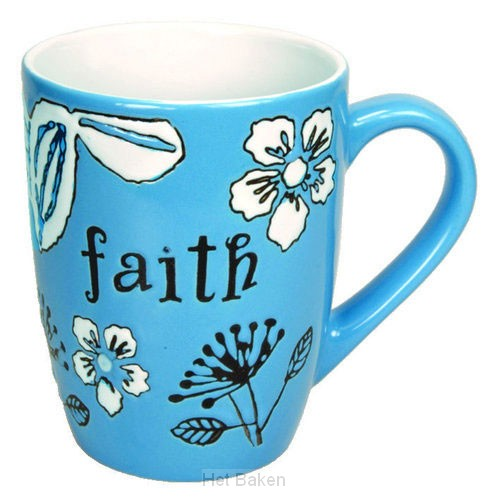 FAITH - BLUE