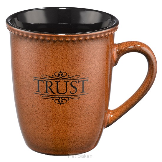Trust - Brown - Mug