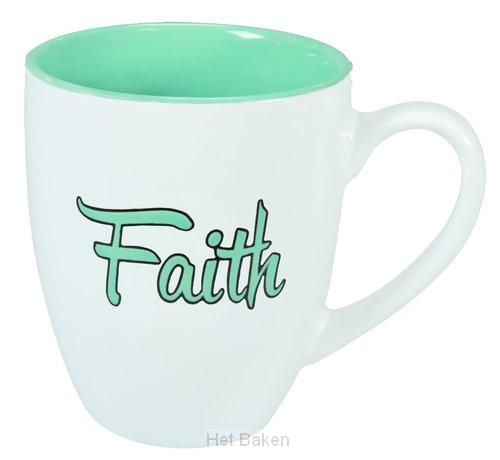 Faith - Mug - 460 ml