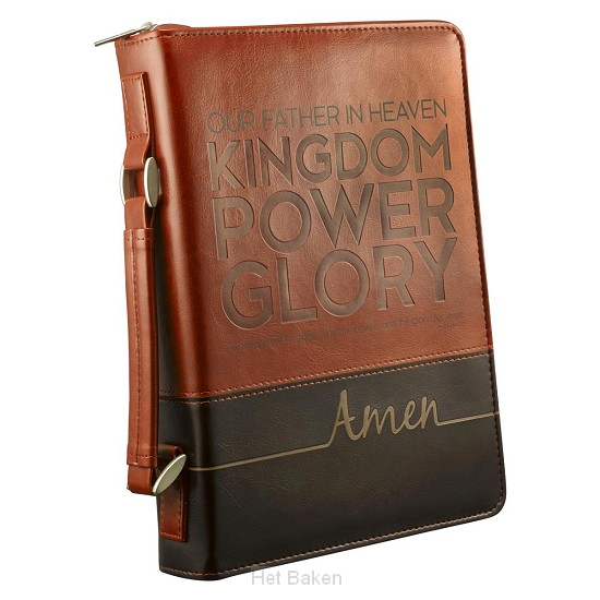 The Lord's Prayer, Biblecover Large