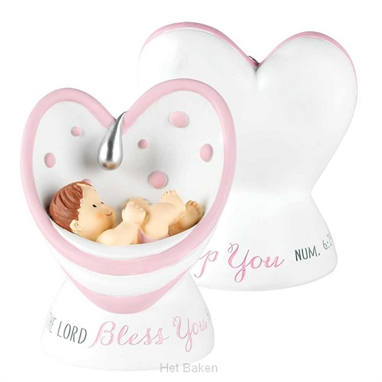 The Lord bless you and keep you - Pink