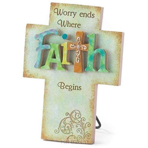 FAITH - 11,5 X 15 CM