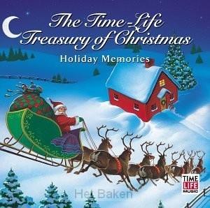 Treasury of christmas:holiday memor