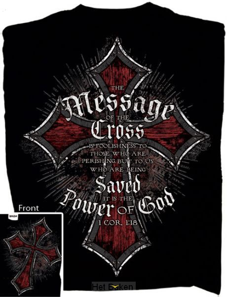 THE CROSS - SMALL