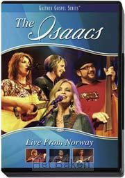 The Isaacs: Live In Norway (DVD)
