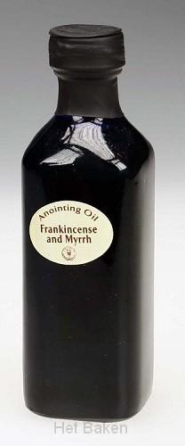 Anointing oil myrrh & frankincense 125ml