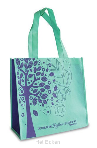 Tree of life - Teal and purple