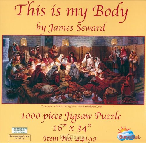 This is My Body - Puzzle 1000 pieces
